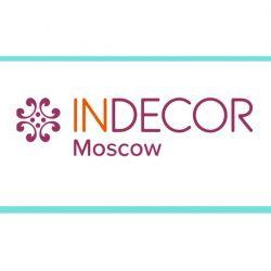 Международная выставка предметов интерьера и декора IN DECOR Moscow